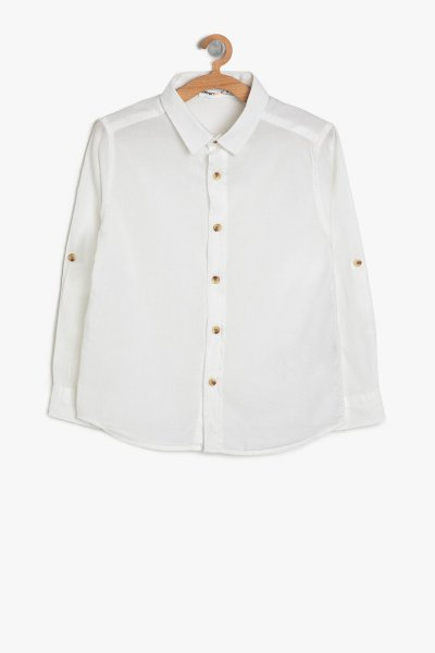 Koton Beyaz Gömlek 9ykb68472ow