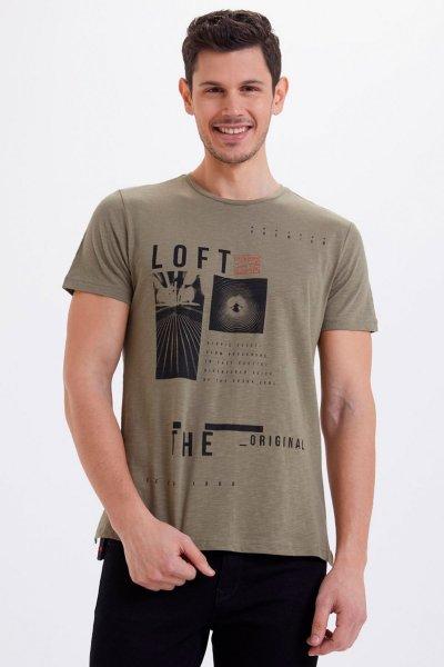 Loft Erkek T-shırt Lf2019397