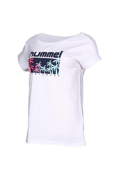 910465-9001 Hummel Hmlolsa T-shırt S/s