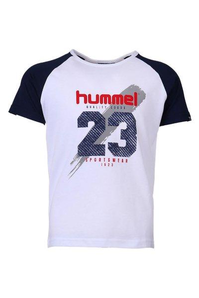 910514-9001 Hummel Hmlfrant T-shırt S/s