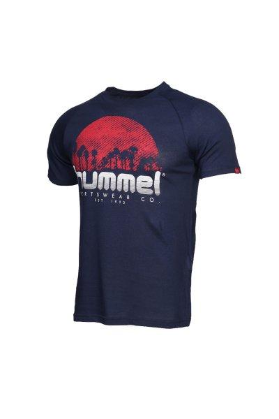910512-7480 Hummel Hmlbrend T-shırt S/s