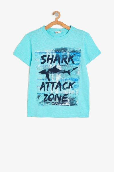 Koton Açık Yeşil T-shirt 9ykb16050ok