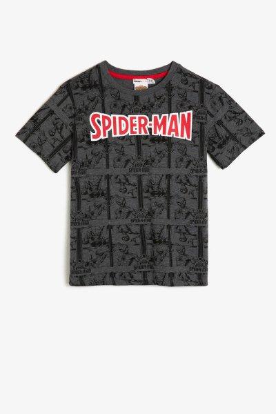 Koton Antrasit T-shirt 9ykb16699ok