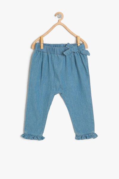 Koton Mavi Pantolon 9ymg49178zd