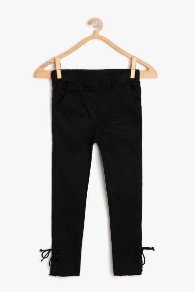 Koton Siyah Pantolon 9ykg47838ow