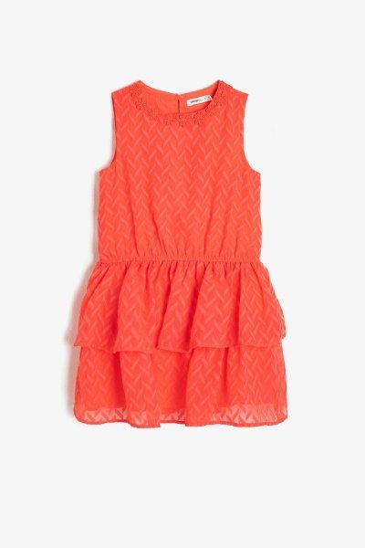 9ykg87028ow Koton Mercan Elbise