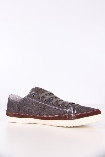 214911-285002 / Dockers Koyu Gri Erkek Ayakkabı